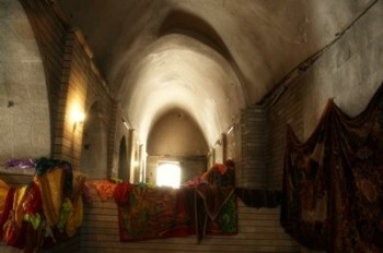 Tombs and sacred places